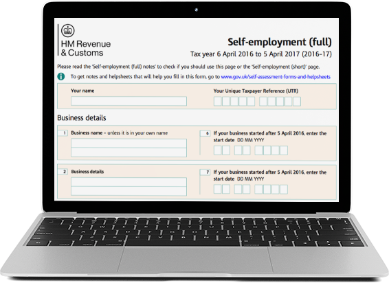 Self Assessment and Personal Tax Return