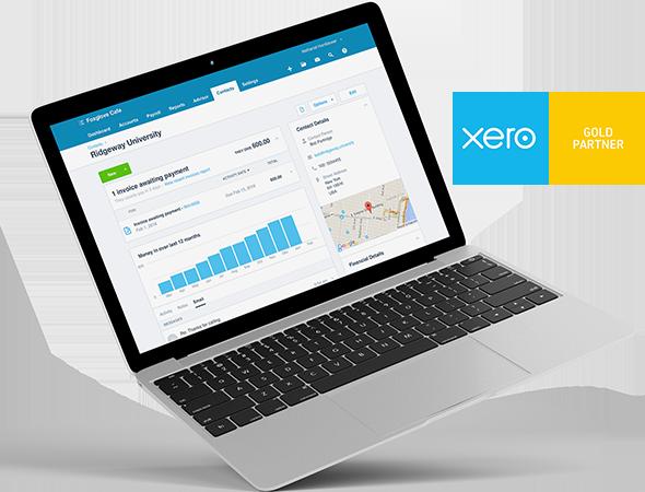 Xero Accredited Gold Partner